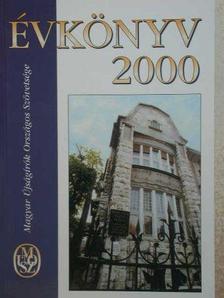 Bajnai Zsolt - MÚOSZ Évkönyv 2000 [antikvár]