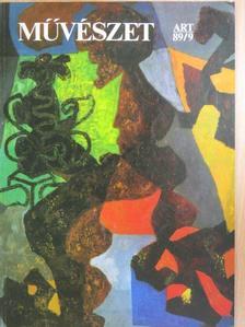 Andrási Gábor - Művészet 1989. szeptember [antikvár]