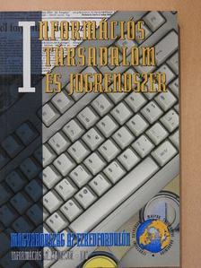 Baksa Sarolta - Információs társadalom és jogrendszer [antikvár]
