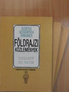 Csapó Tamás - Földrajzi Közlemények 2007/1-4. [antikvár]