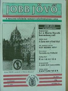 Bognár József - Jobb Jövő 1996. november 14. [antikvár]
