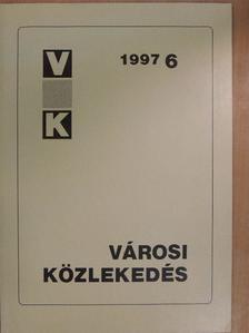 Antal Istvánné - Városi Közlekedés 1997. december [antikvár]