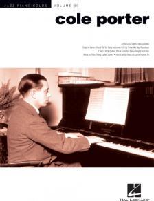 JAZZ PIANO SOLOS VOL. 30 COLE PORTER