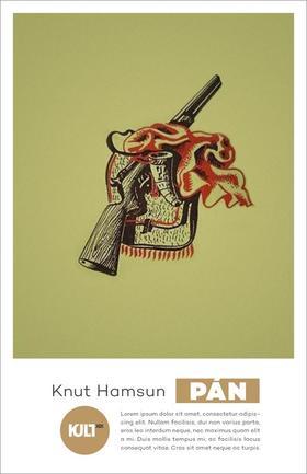 Knut Hamsun - Pán