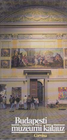 VADAS JÓZSEF - Budapesti múzeumi kalauz [antikvár]