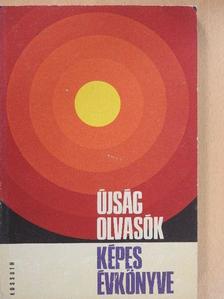 Breuer János - Újságolvasók Képes Évkönyve 1972 [antikvár]