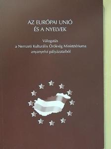 Cowderoy Natália - Az Európai Unió és a nyelvek [antikvár]
