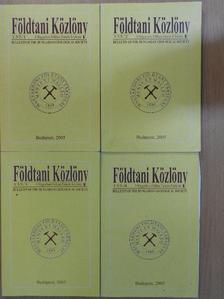 Andó József - Földtani Közlöny 2005/1-4. [antikvár]