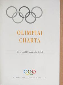 Olimpiai Charta [antikvár]
