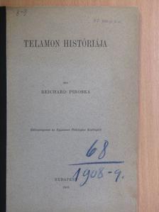 Reichard Piroska - Telamon históriája [antikvár]
