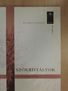 Böcsödi Bálint - Szókristályok (dedikált példány) [antikvár]