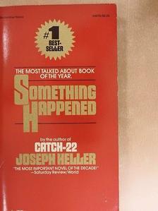 Joseph Heller - Something Happened [antikvár]