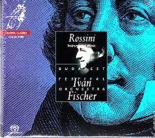 ROSSINI - INSTRUMENTAL MUSIC SACD FISCHER IVÁN, BUDAPEST FESTIVAL ORCHESTRA