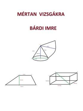 Imre Bárdi - Mértan vizsgákra [eKönyv: pdf, epub, mobi]