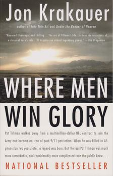 Jon Krakauer - Where Men Win Glory [antikvár]