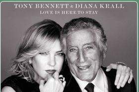 DIANA KRALL - LOVE IS HERE TO STAY - CD