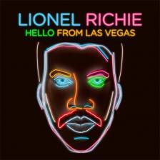 LIONEL RICHIE - HELLO FROM LAS VEGAS CD LIONEL RICHIE
