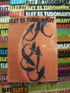 Knézy Judit - Élet és Tudomány 1979. (nem teljes évfolyam) [antikvár]