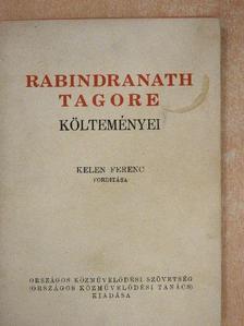 Rabindranath Tagore - Rabindranath Tagore költeményei [antikvár]