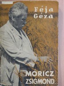 Féja Géza - Móricz Zsigmond [antikvár]