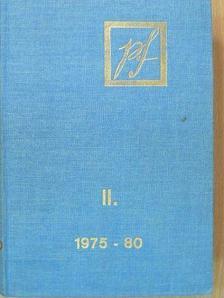 Bálint Gyula - Csongrád megyei politikai füzetek II. 1975-1980. (8 db) [antikvár]