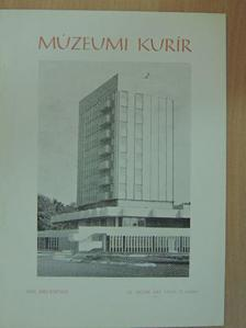 Bényei Miklós - Múzeumi Kurír 1976. december [antikvár]