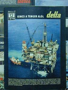 Fekete György - Delta 1975. (nem teljes évfolyam) [antikvár]