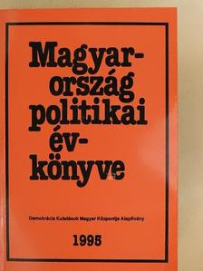 Ágh Attila - Magyarország politikai évkönyve 1995 [antikvár]