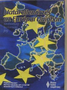 Sallai János - Határellenőrzés az Európai Unióban [antikvár]