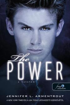 Jennifer L. Armentrout - The Power - A hatalom (Titan 2.)