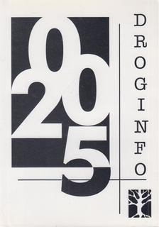 Varga Erzsébet - Droginfo 2005 [antikvár]