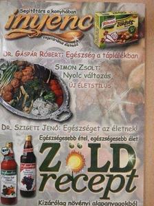 Barna Józsefné - Zöld recept 1. [antikvár]