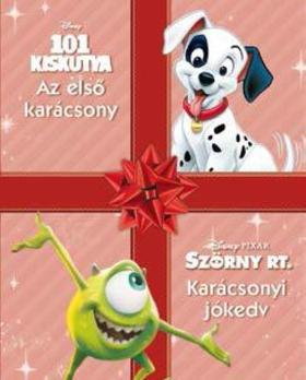 .- - Disney - 101 Kiskutya / Szörny Rt.