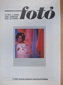 Alföldy Jenő - Fotó 1990. február [antikvár]