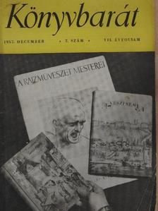 A. C. Clarke - Könyvbarát 1957. december [antikvár]