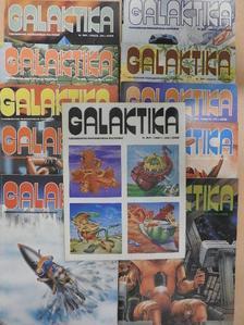 Alain Dorémieux - Galaktika 88-90., 92-99. (nem teljes évfolyam) [antikvár]