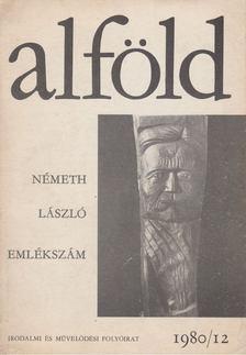 Juhász Béla - Alföld 1980./12. [antikvár]