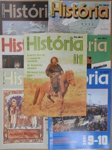 B. Szabó Károly - História 2001. (nem teljes évfolyam) [antikvár]