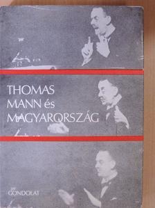 Benjámin László - Thomas Mann és Magyarország [antikvár]