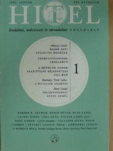 Ablonczy László - Hitel 2003. január [antikvár]