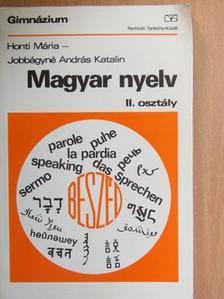 Honti Mária - Magyar nyelv II. [antikvár]