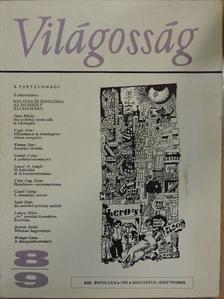 Abádi Nagy Zoltán - Világosság 1982. augusztus-szeptember [antikvár]