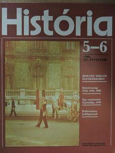 Ádám Magda - História 1990/5-6. [antikvár]