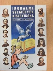 Nagy Emese - Irodalmi személyek kislexikona [antikvár]