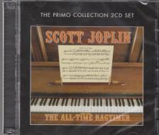 SCOTT JOPLIN - THE ALL-TIME RAGTIMER CD