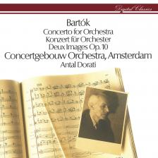 BARTÓK - CONCERTO FOR ORCHESTRA CD BARTÓK