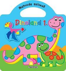 Dinoland - 1. Kék ***