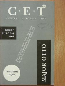 Dr. Törzsök Erika - C.E.T Central European Time 1999. május [antikvár]