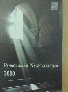 Christoph Schönborn - Pannonhalmi Nagytalálkozó 2000 [antikvár]