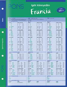 Pons - IGÉK KÖNNYEDÉN - FRANCIA - PONS